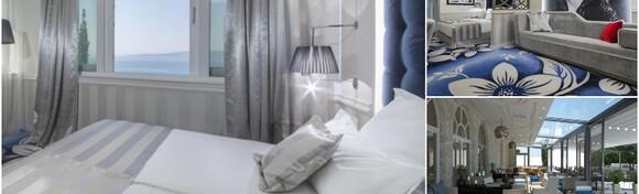 Baška voda - provedite vrući srpanj pod Biokovom u Hotelu Slavia 4* uz noćenje s doručkom ili polupansionom za 2 osobe u luksuznim sobama već od 749 kn!
