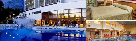 Baška Voda - zasluženi odmor na Makarskoj rivijeri uz 7 noćenja s polupansionom za 2 osobe + gratis ponuda za 1 dijete do 8 godina u Hotelu Horizont 4* od 4.829 kn!