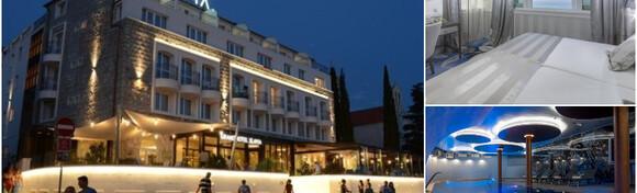 BAŠKA VODA - proljetni vikend odmor uz 2 noćenja s polupansionom za dvije osobe + gratis smještaj za 1 dijete do 4 godine u Grand Hotelu Slavia 4* od 1.275 kn!