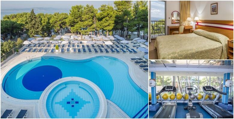 Baška Voda - savršen obiteljski odmor uz 2 noćenja s polupansionom za 2 odrasle osobe ili 2 odrasle osobe i do 2 djece u predivnom Hotelu Horizont 4* od 1.429 kn!