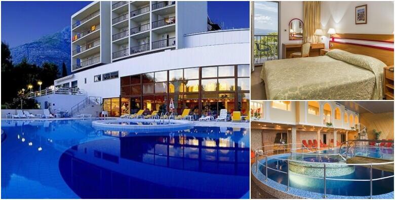 Baška Voda - uživajte u idealnom početku ljeta uz 3 noćenja s polupansionom za 2 odrasle osobe ili 2 odrasle osobe i do 2 djece u Hotelu Horizont 4* od 2.059 kn!