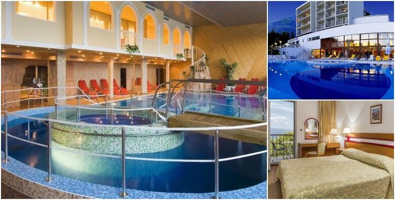 Baška Voda - oduševite se ljepotama Makarske rivijere uz 7 noćenja s polupansionom za 2 odrasle osobe ili 2 odrasle osobe i do 2 djece u Hotelu Horizont 4* od 4.429 kn!