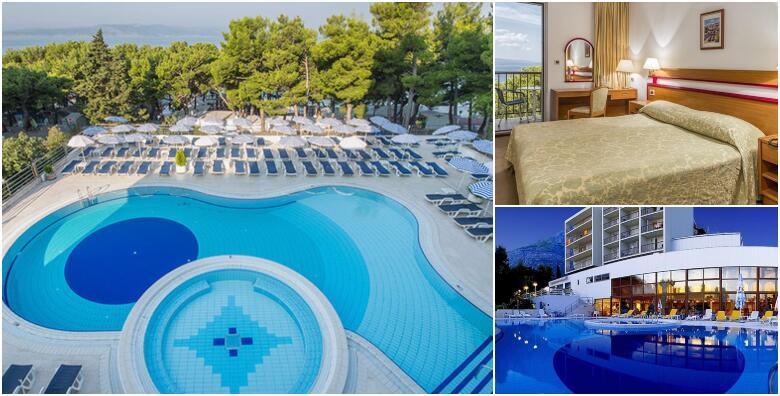 Baška Voda - 7 noćenja s polupansionom za 2 osobe u Hotelu Horizont 4* od 5.879 kn!