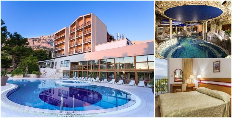 Baška Voda - rujanski odmor na Makarskoj rivijeri uz 2 ili 3 noćenja s polupansionom za 2 osobe + gratis smještaj za 1 dijete do 8 godina u Hotelu Horizont 4* od 1.559 kn!