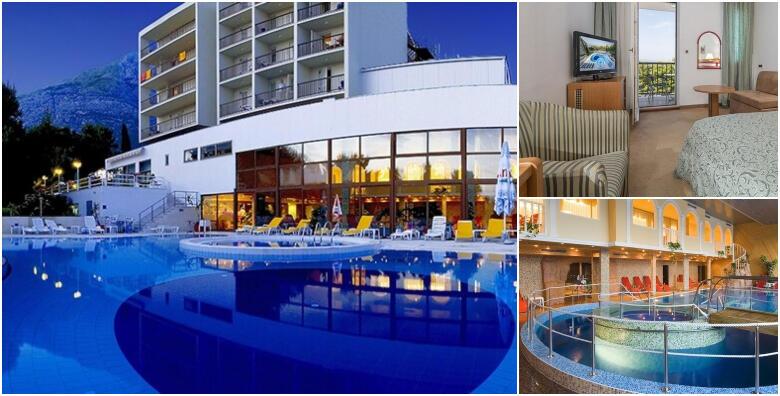 Baška Voda - provedite bezbrižan odmor uz 2, 3 ili 7 noćenja s polupansionom za 2 osobe + gratis paket za 1 dijete do 8 godina u Hotelu Horizont 4* od 1.320 kn!
