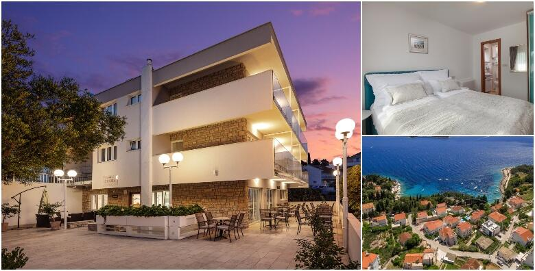HVAR - 3 noćenja s doručkom za 2 osobe u economy sobi u Aparthotelu Pharia 3* za 1.125 kn!