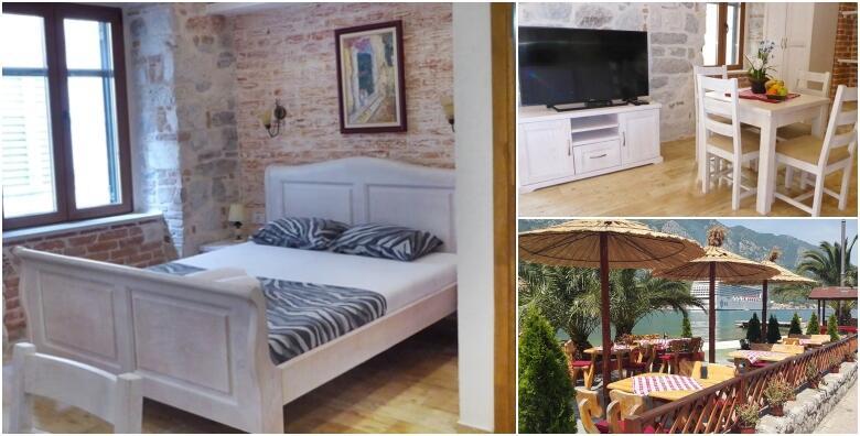 Crna gora, Kotor - ljetovanje uz 7 noćenja s punim pansionom za  1 osobu u apartmanima Đukić za 1.983 kn!