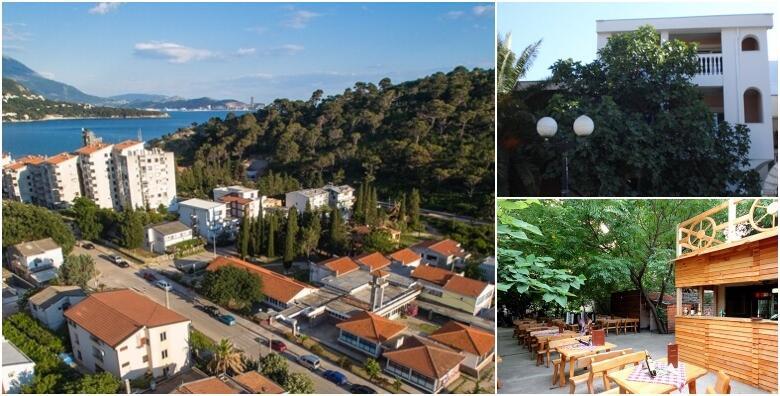 Ponuda dana: Crna Gora, Sutomore - 7 noćenja s punim pansionom za 1 osobu u Villi Smokva 2 uz neograničeno korištenje bazena za 1.521 kn! (Villa Smokva 2)