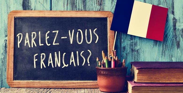 Individualni početni tečaj francuskog jezika za 599 kn!