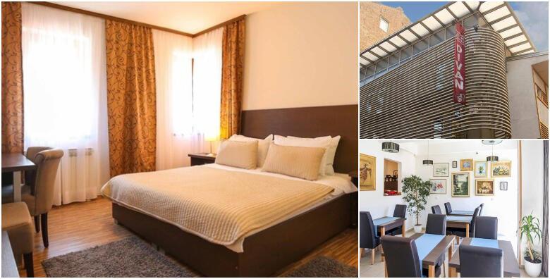 Sarajevo - 2 noćenja za 1 ili 2 osobe u Hotelu Divan 3* za samo 795 kn!
