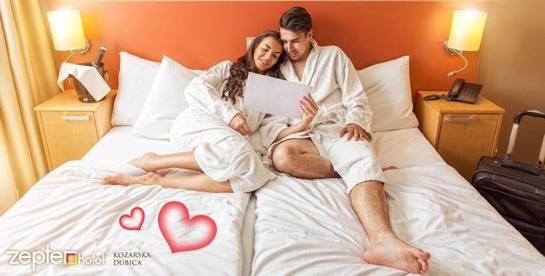 Valentinovo u Hotelu Zepter 4* - 2 noćenja s doručkom za dvoje za 952 kn!