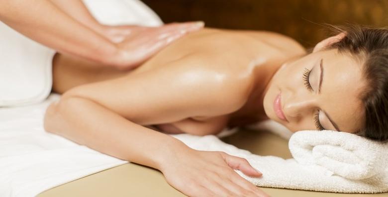 Antistres masaža leđa u trajanju 30 minuta za samo 49 kn!
