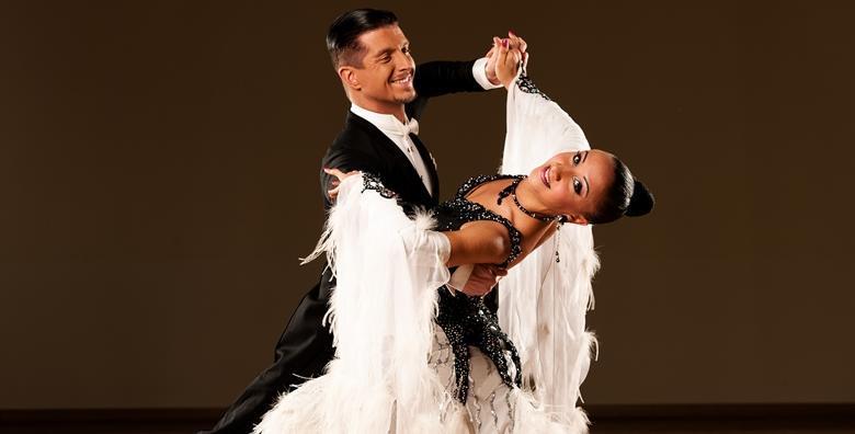 Standardni, latinskoamerički i disco plesovi, početni tečaj u trajanju 16h za 185 kn!