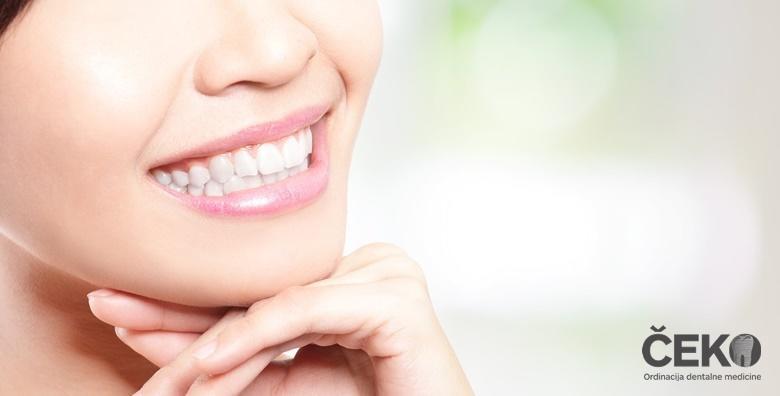 POPUST: 43% - Cirkon keramička krunica - nadomjestite oštećenje ili veliki gubitak zuba te si priuštite rješenje koje može trajati dulje od 10 godina nakon postavljanja za 1.700 kn! (Ordinacija dentalne medicine Milorad Čeko, dr.med.dent)
