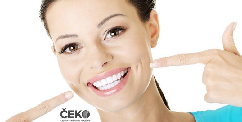 Cirkon keramička krunica - nadomjestite oštećenje ili veliki gubitak zuba za 1.800 kn!