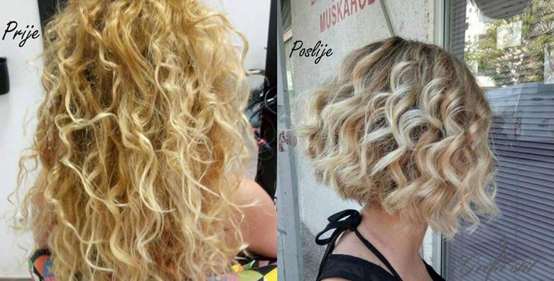 POPUST: 59% - 3 fen frizure za sve dužine kose u frizerskom salonu Griva stil - prepustite se profesionalcima i zablistajte uz novi osvježeni izgled za 99 kn! (Frizerski studio Griva stil)