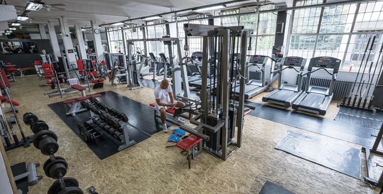 Vježbanje s osobnim trenerom u 8 dolazaka i 1mj teretane za 349 kn!