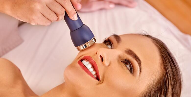 Čišćenje lica ultrazvučnom špatulom - dubinsko čišćenje kože za samo 99 kn!
