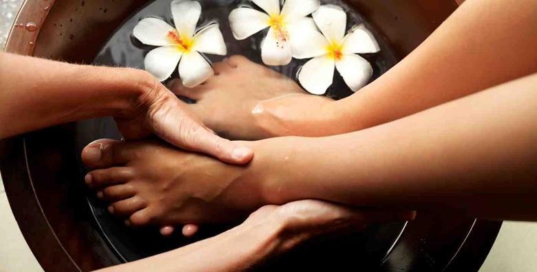 Estetska pedikura i trajni lak uz masažu stopala u salonu Superior Sensum za 110 kn!
