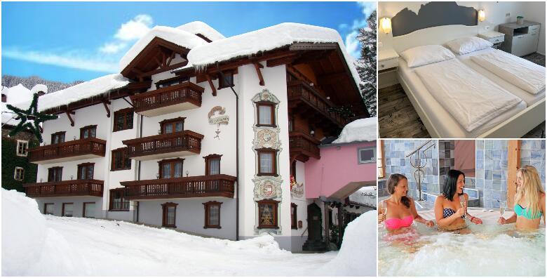 AUSTRIJA - provedite zasluženo opuštanje uz 3, 4 ili 7 noćenja za 2 osobe uz korištenje sauna i jacuzzija u apartmanima Hotela Margarethenbad 4* od 1.640 kn!