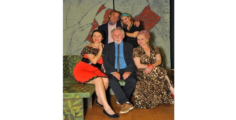 Predstava Ne daj se, Njofra! - sjajna urnebesno smiješna komedija o zajedničkom životu u izvedbi Ksenije Pajić, Katarine Perice, Pere Juričića i Mladena Čuture za samo 49 kn!