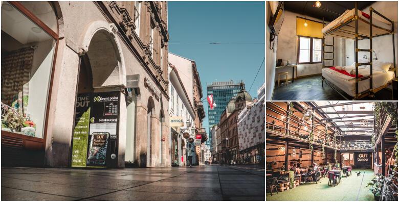 Zagreb - 1 ili 2 noćenja s doručkom za 2 osobe u TimeOUT Heritage hotelu 4* od 299 kn!