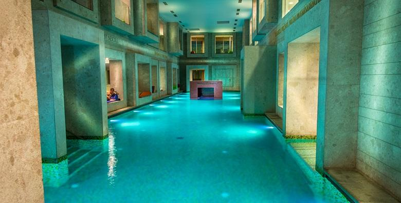 Rimske terme 4* - 2 noćenja s kupanjem za dvoje od 1.120 kn!