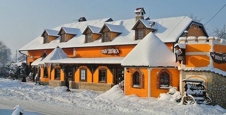 STARA VODENICA 3* - 2 noćenja s polupansionom i wellnessom za dvoje!Zima u Hrvatskom zagorju uz tradicionalnu domaću kuhinju za 850 kn!