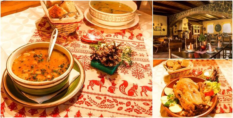 Zagorski ručak za dvoje u tri slijeda u seoskom turizmu Stara Vodenica od 200 kn!