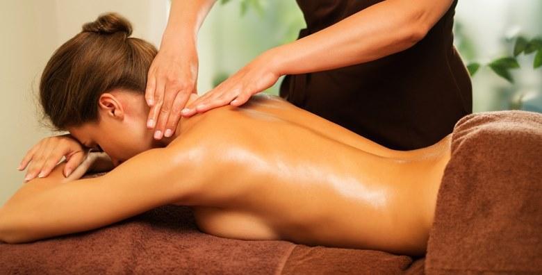 Parcijalna masaža leđa u trajanju 30 minuta za samo 49 kn!