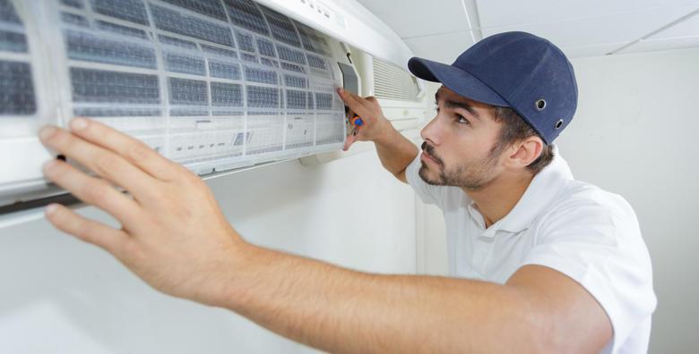POPUST: 50% - KLIMA UREĐAJ Servis i čišćenje - na vrijeme očistite svoju klimu i spremno dočekajte visoke temperature za 139 kn! (G-H Servis)