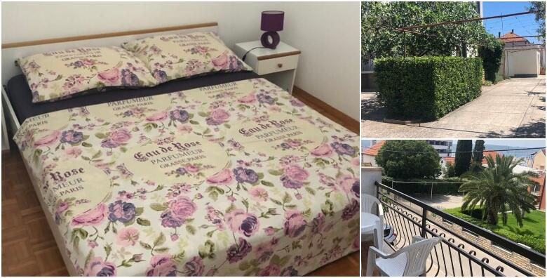 Biograd na Moru - 4 ili 6 noćenja za 2 ili 4 osobe u apartmanima Vile Adriatic 3* od 1.299 kn!