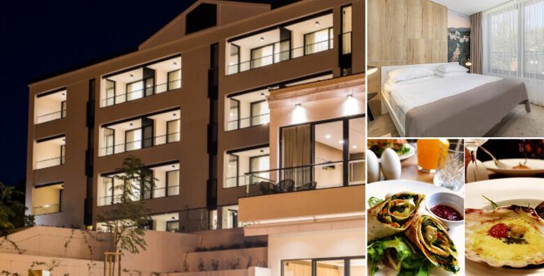 Crikvenica - nezaboravan vikend za sve dame uz 2 noćenja s polupansionom za dvije osobe uz večeru u 5 sljedova i korištenje SPA oaze u Hotelu Esplanade 4* za 1.729 kn!