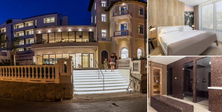 Crikvenica - 2 noćenja s polupansionom za dvije osobe u Hotelu Esplanade 4* za 1.469 kn!