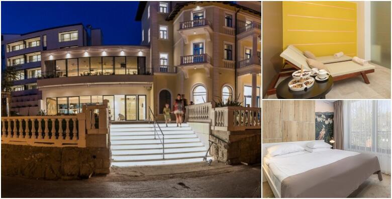 Crikvenica - SPA oaza uz 2 noćenja s polupansionom za dvoje u Hotelu Esplanade 4* za 1.649 kn!