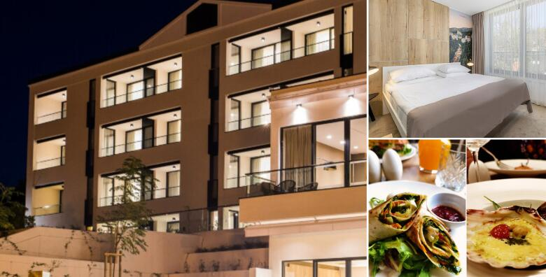 Crikvenica - SPA oaza uz 2 noćenja s polupansionom za dvoje u Hotelu Esplanade 4* za 1.900 kn!