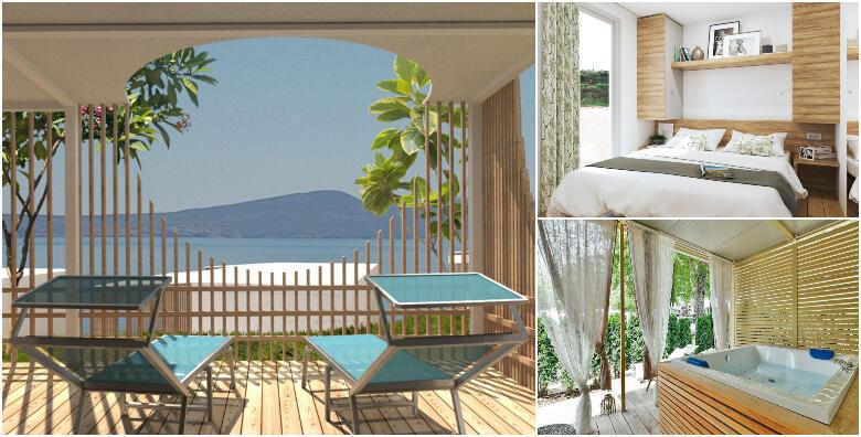 SELCE - miran jesenski odmor uz 2 noćenja za do 5 osoba u Superior ili Premium luksuznim mobilnim kućicama Salumbra 3* već od 699 kn!