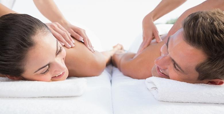 Wellness paket za parove - masaža i njega lica od 299 kn!
