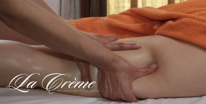 Wellness paket - havajska masaža cijelog tijela ili de-stress masaža leđa, vrata i glave uz njegu lica i masažu stopala od 149 kn!