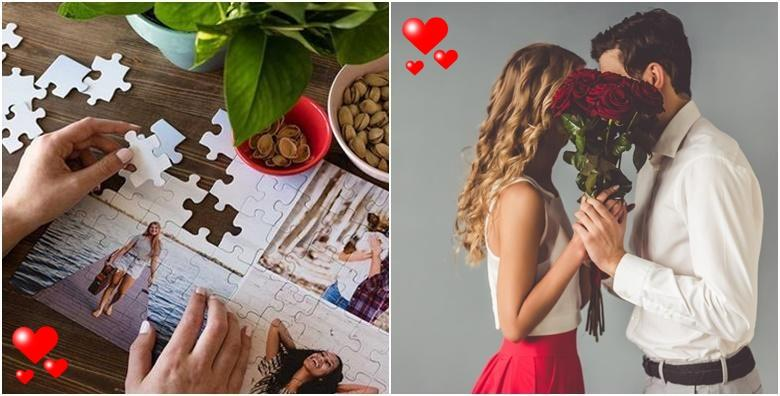 Velike A4 puzzle od čak 120 komada s fotografijom po izboru - poklonite najljepše uspomene onima koje najviše volite za samo 39 kn!