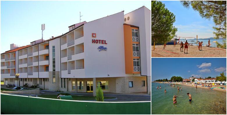 SV. FILIP I JAKOV - 7 noćenja s polupansionom za 2 osobe u Hotelu Alba 3* u blizini plaže od 3.038 kn!
