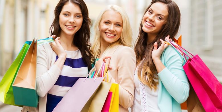 Graz - shopping izlet uz vouchere za popust u City parku