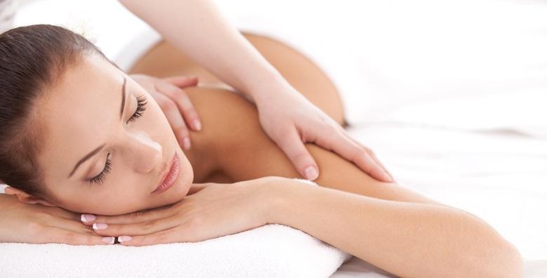 3 parcijalne masaže i 3 elektroterapije leđa