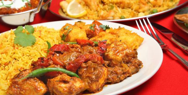 Indijski restoran - ručak ili večera za dvoje