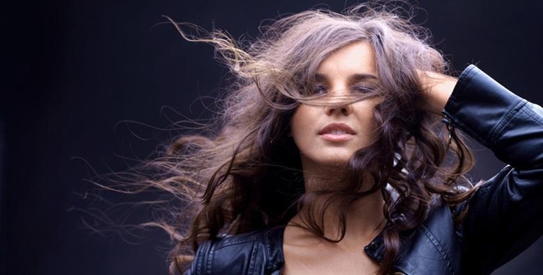 Šišanje, Moroccanoil tretman i frizura