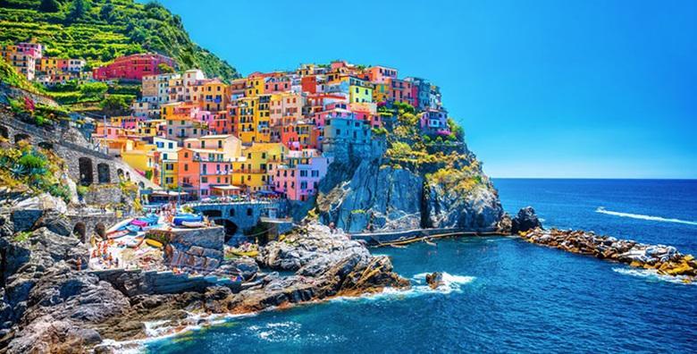 Ponuda dana: CINQUE TERRE, TOSKANA - Provedite Uskrs u najljepšoj talijanskoj regiji uz uključen posjet Bologni, Pisi, Lucci i Firenzi za 1.474 kn! (Smart TravelID kod: HR-AB-01-070116312)
