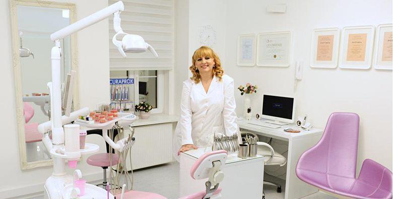 Aparatić za zube, svi pregledi i retainer za 1 čeljust
