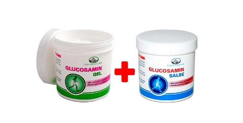Glukozaminska mast i gel