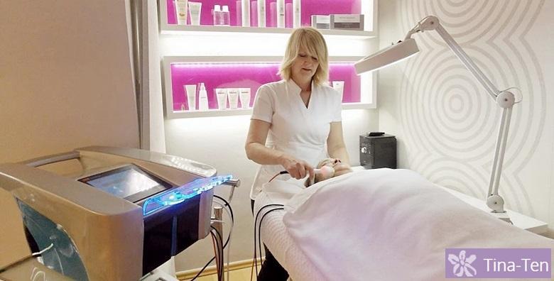 Mikrodermoabrazija, infuzija kisika i masaža lica