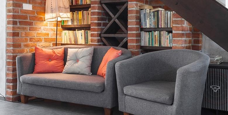 Kemijsko čišćenje garniture ili trosjeda, dvosjeda i fotelje